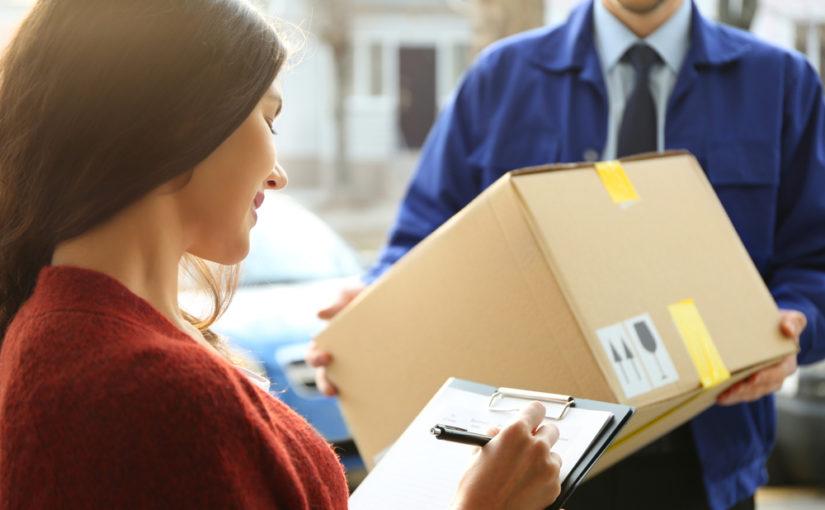 Proceso logística para tienda online
