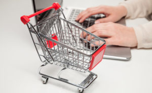 Carro de la compra e-commerce