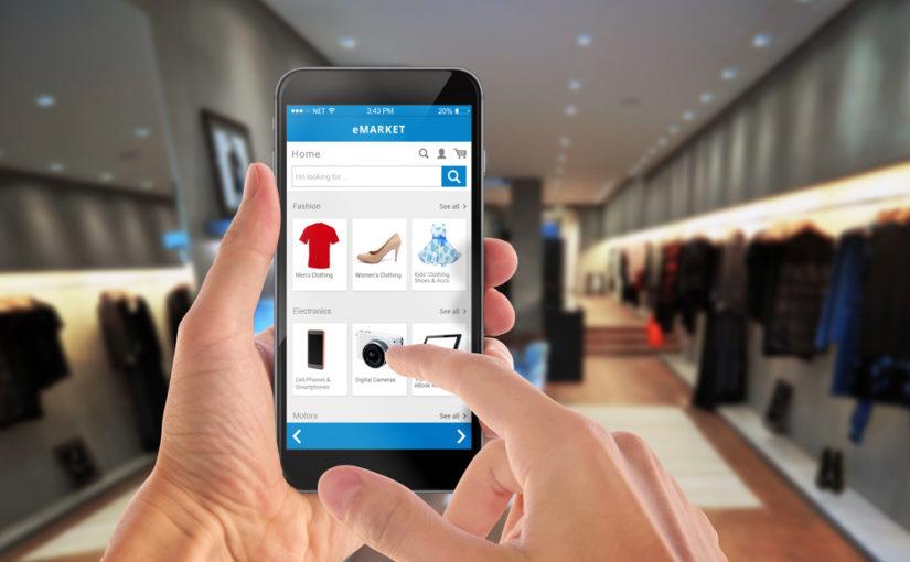 Proceso de compra online