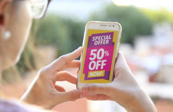Todas las promociones para e-commerce