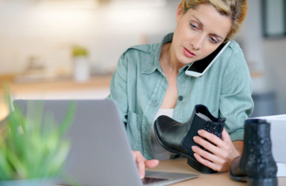Gestión de devolución online