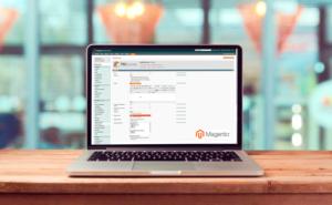 Características de la plataforma de venta Magento