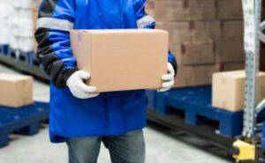Tipo de envío según el producto del e-commerce