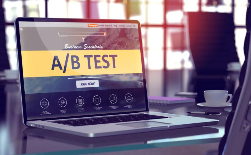 Momento de hacer test a/b en el e-commerce