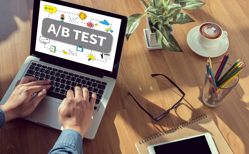 Variables de los test a/b en el e-commerce