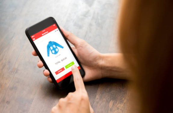 Ficha de producto del e-commerce