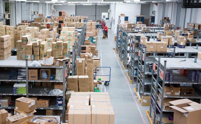 Cómo almacenar productos del e-commerce
