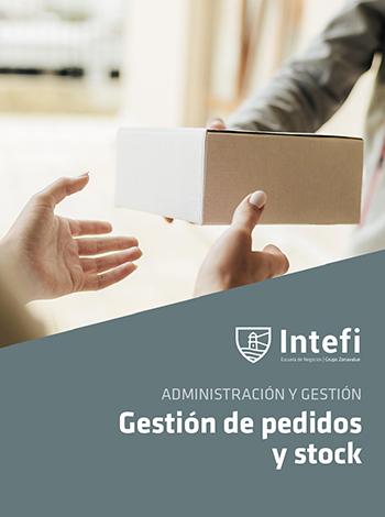 Curso de gestión de pedidos y stock de Intefi