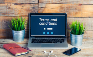 Qué son los términos y condiciones de uso de un e-commerce