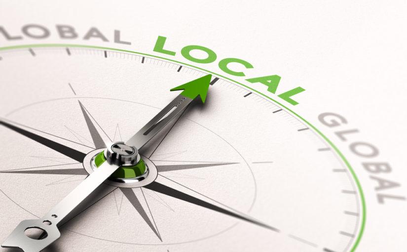 Beneficios de los productos locales para una tienda online