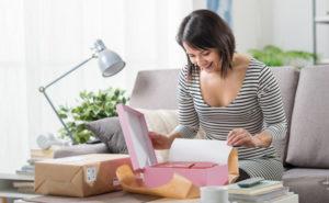 Tipos de embalajes para tiendas online