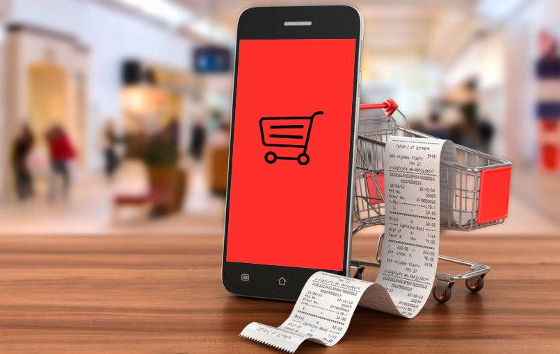 Las facturas en las tiendas online