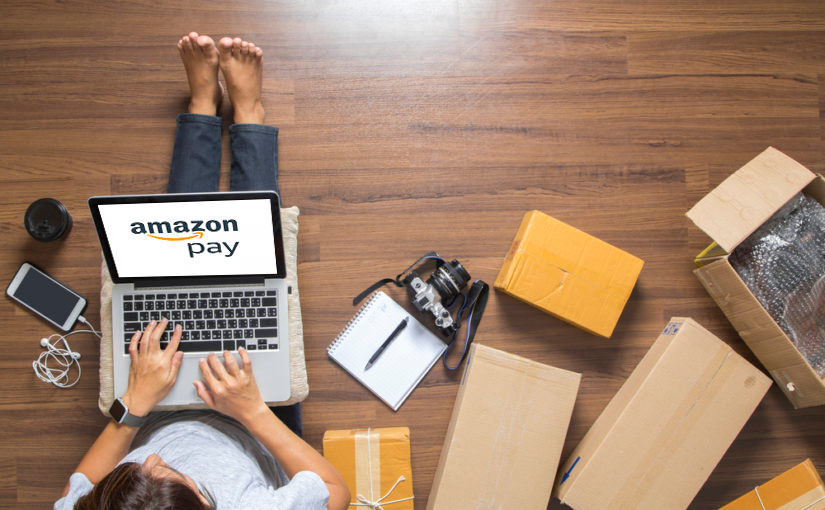 Cuenta vendedor Amazon Payment