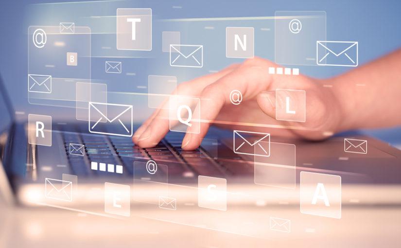 Redactar correos del email marketing