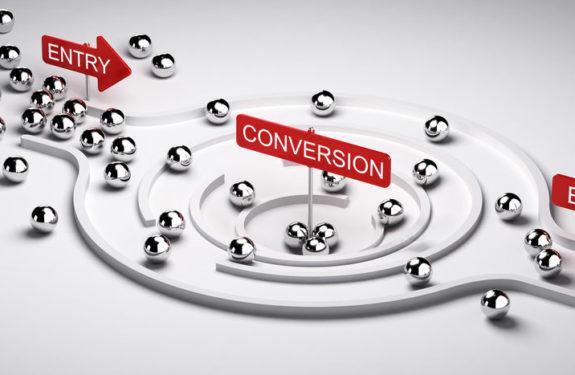 Contenido según el funnel de conversión de un e-commerce