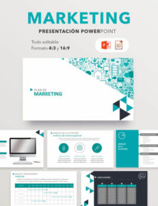 Presentar el plan de marketing