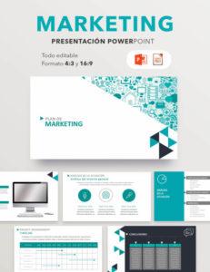 Presentar el plan de marketing
