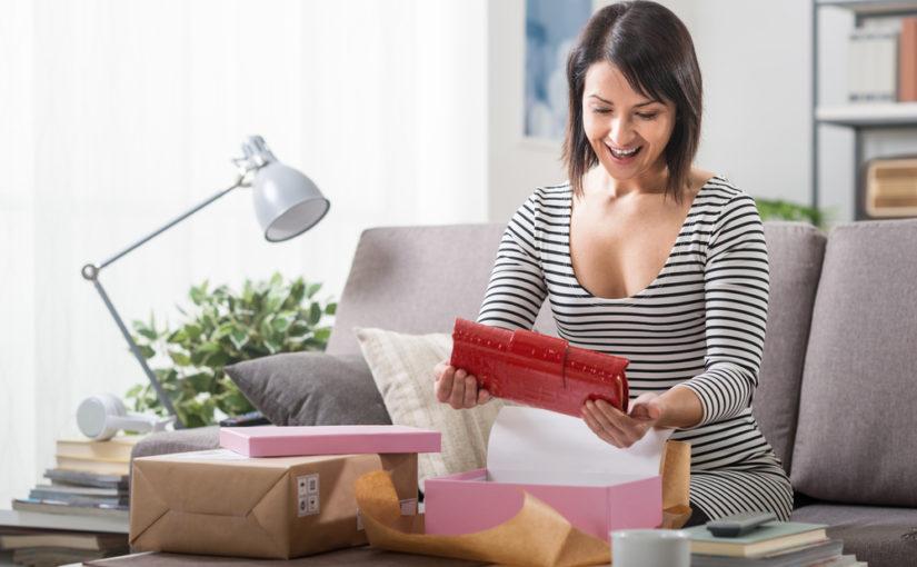 Unboxing en la tienda online