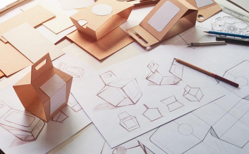Tendencia de diseño de packaging
