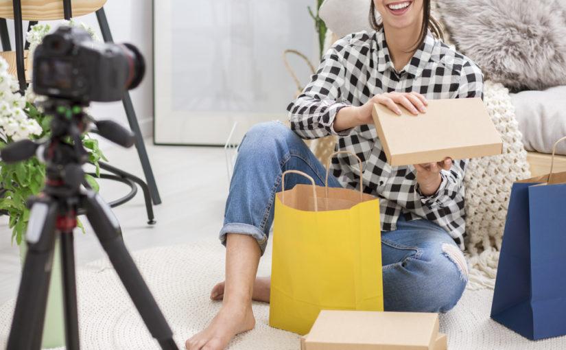 Cómo usar los vídeos unboxing en el e-commerce